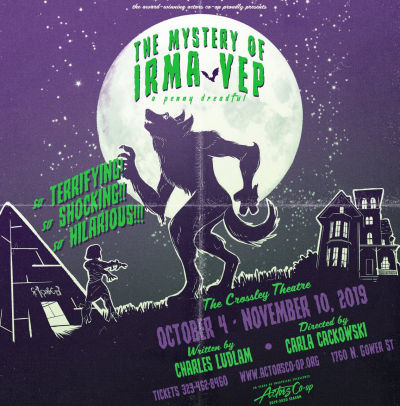 The Mystery of Irma Vep (Actors Co-Op)