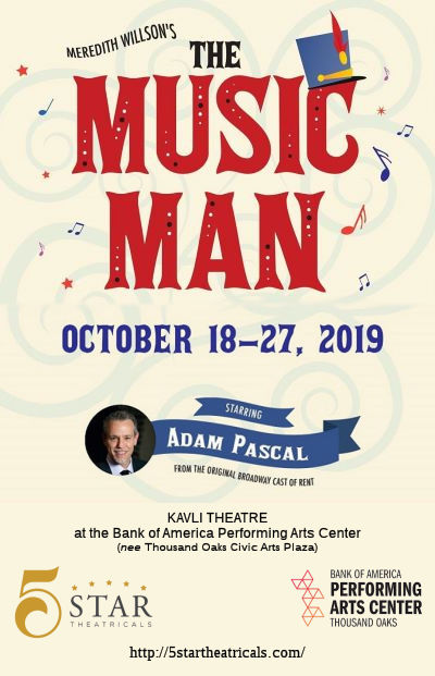 Music Man (5-Star Theatricals 2019)