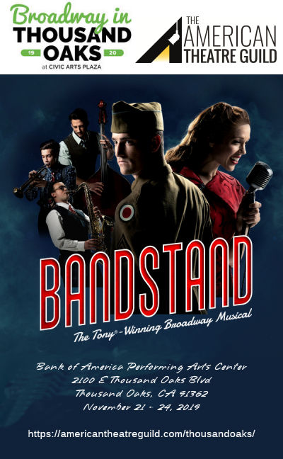 Bandstand (American Theatre Guild/Broadway in Thousand Oaks)