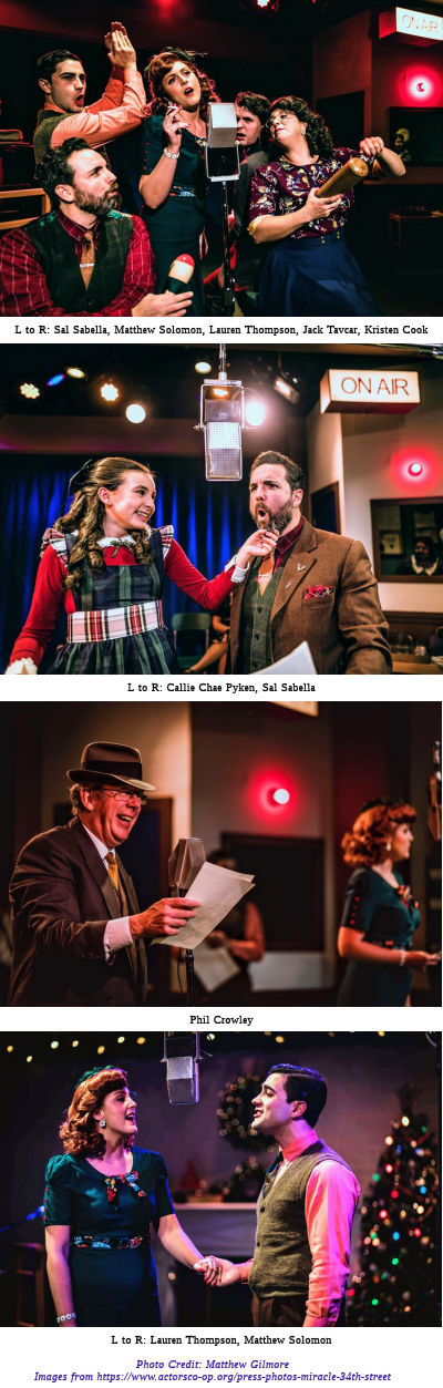 Miracle on 34th Street (Production Photos)