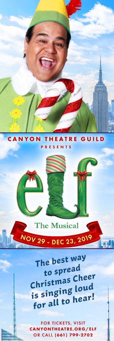 Elf (Canyon Theatre Guild)