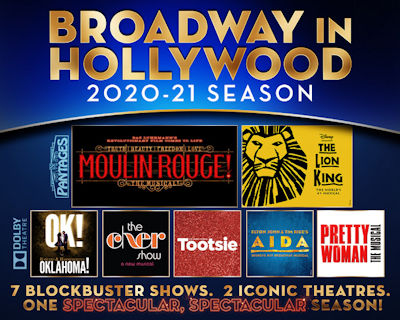 Broadway in Hollywood 2020-2021 Season
