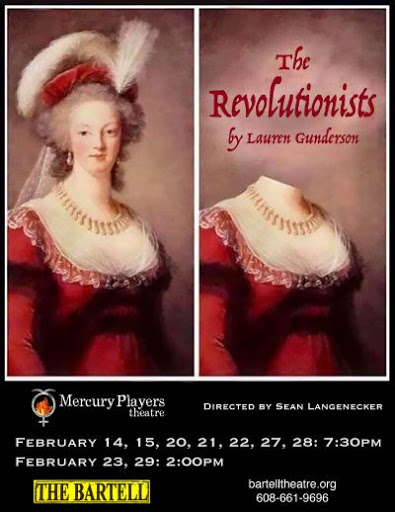 The Revolutionists (Mercury Players Theatre/The Bartell)