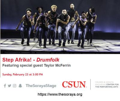 Setp Afrika - Drumfolk (The Soraya)