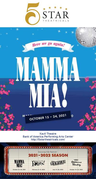 Mamma Mia @ 5-Star Theatricals